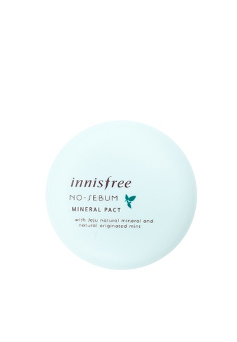 Innisfree Innisfree No-Sebum Mineral Pact 8.5g 2BE78BE86AA736GS_1