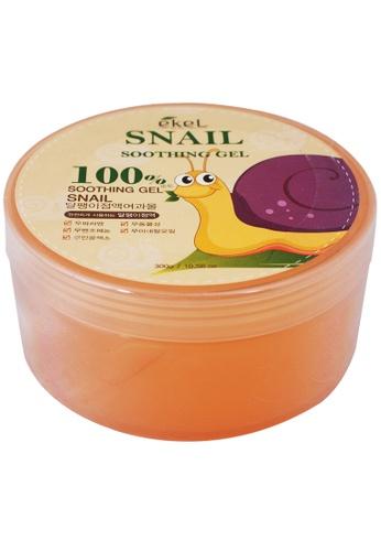 Ekel Snail Soothing Gel 100% A10C7BEDDFB1F3GS_1