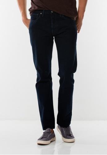 Levi's blue 501® Original Fit Jeans 23A7EAA0FC02BBGS_1