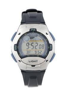 Casio Jam Tangan Pria - Blue Silver - Resin - W-753-2AVDF CA347AC65JESID_1