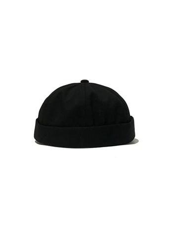 Kings Collection black Black Miki Hat (KCHT2025) 064BAAC065ED45GS_1