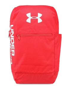 e64e4650b12ca Under Armour red UA Patterson Backpack C1F8AAC32DDADCGS_1