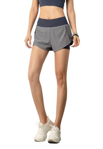 HAPPY FRIDAYS Women's Running Sports Cover Shorts DK07 6AEC0AA2C9BB26GS_1