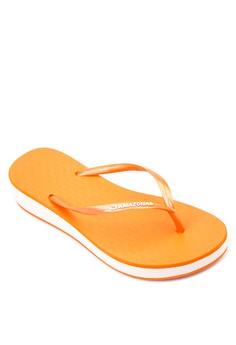 Fun Tropical Slippers
