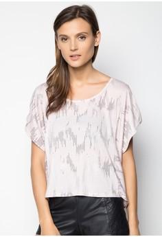 Bea Shirt-Pink Circle