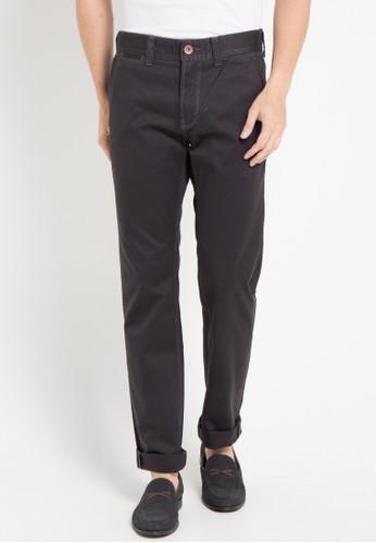 Lois Jeans grey Long Pant Twill LO391AA0WOZXID_1