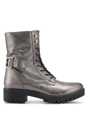 ALDO silver Salmo Boots 222C0SHB2BCC2FGS_1
