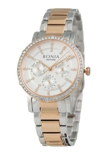 BONIA silver Bonia - BP10418-2617S - Jam Tangan Wanita - Silver Rosegold 163BEACE5F8CD7GS_1