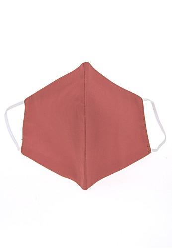 Hamlin orange Vente Masker Earloop Washable Non Medis Waterproof Anti Bakteri Material Cotton ORIGINAL - Salem 58A01ESEDB4F55GS_1
