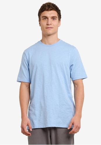 Cotton On blue Coar Urban Tech Tee CO372AA0S4A7MY_1