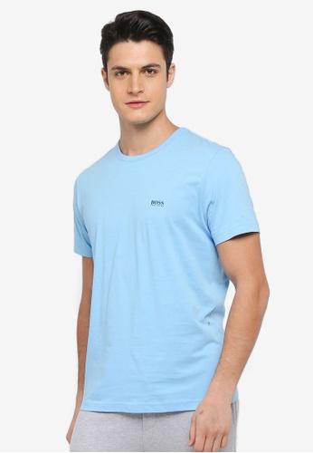 BOSS blue Classic Tee - Boss Athleisure 76915AAB6ED741GS_1