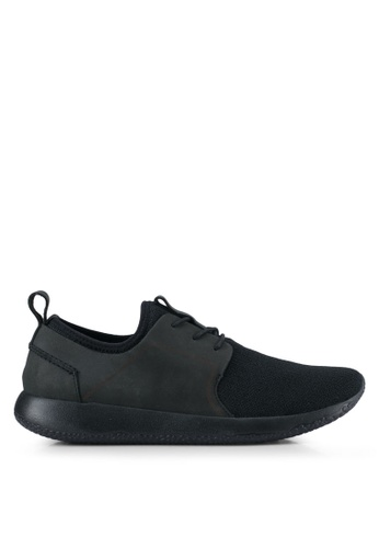 Kenneth Cole New York black DESIGN 20357 - Casual Lace-Up Sneaker KE615SH0SI6QMY_1