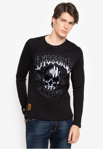 bcc33de8b0d5 Shop Dyse One Long Sleeves Shirt Online on ZALORA Philippines