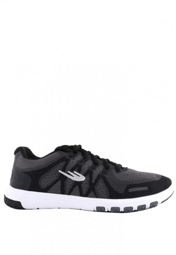 World Balance black Weave Runner L Running Shoes 31267SHED6A04FGS_1