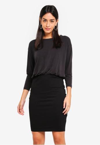 Modstrom black Jayla Dress 86E8CAAFF30DA6GS_1
