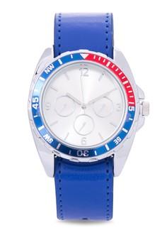 Avon Alexander Nautical Avon Multi-strap Watch And Cap Gift Set
