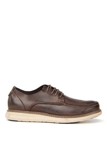 Twenty Eight Shoes brown Men's Leather shoes MC9016 D1BD1SH788DFBCGS_1