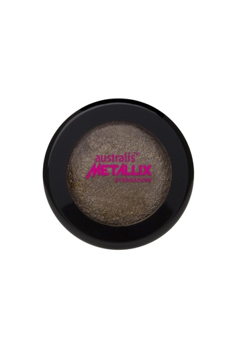 Australis brown Metallix Eyeshadow - Jay Zed AU782BE79DCQSG_1