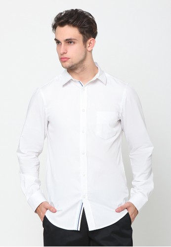 A & D white Ms 1223 Men Long Sleeve 40E02AAF0E7214GS_1