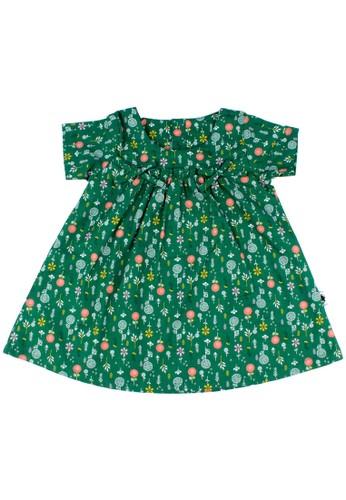 Pingu green Pingu - Dress Anak Perempuan 90400810 16881KA75547F0GS_1
