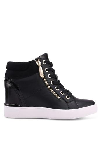 ALDO black Ailanna Sneakers A693BSH9E0D85AGS_1