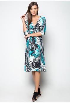 Jenaiah Wrap Dress