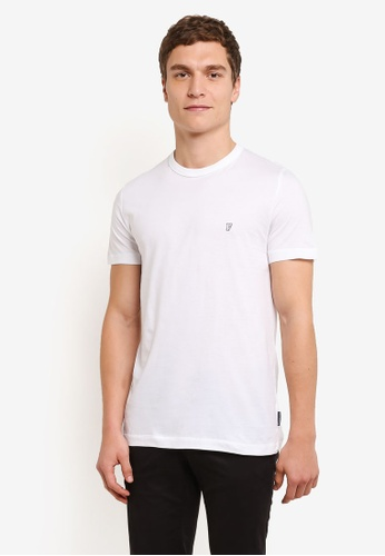 French Connection white Classic Tee FR878AA0S3NWMY_1