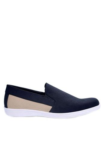 Sogno black Sepatu Slip On Casual GHS 018 9A50BSHC5298B3GS_1