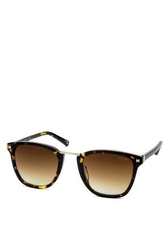 HEX EYEWEAR multi and brown Dealer - Viktor B. - Sunglasses - Italy Design HE671AC2V1LDHK_1