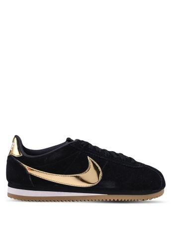 Nike black Women's Nike Classic Cortez Se Shoes BCB36SHB8E93B3GS_1