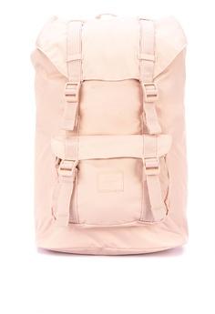 56703b11c3d Herschel pink Little America Mid Light Backpack A3707AC9BDD9EDGS 1