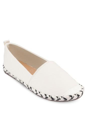 Kalesprit 手錶ia 編織麻繩懶人鞋, 女鞋, 懶人鞋