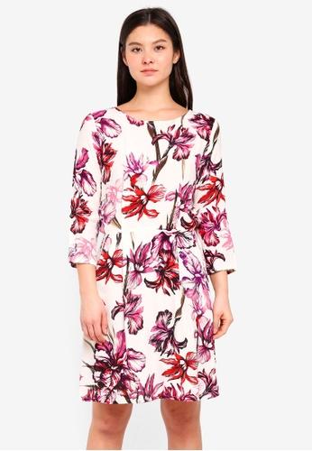 MbyM white Duval Dress A0204AA12EB540GS_1