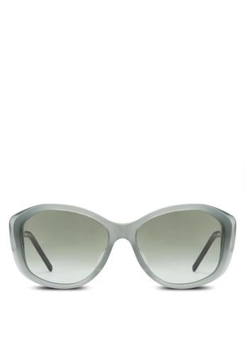 Gabardine 貓眼太陽眼鏡, 飾品配件esprit outlet 家樂福, 飾品配件