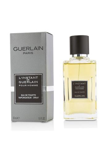 Guerlain GUERLAIN - L'Instant De Guerlain Pour Homme Eau De Toilette Spray (New Version) 50ml/1.6oz 7FC4ABE2625036GS_1