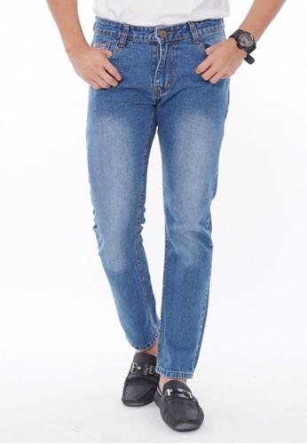Brielle Jeans blue Slim Fit Jeans 9501 1C71DAAB442494GS_1