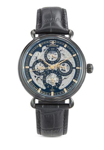 Grand 日曆圓框手錶, 錶類, 飾品esprit 內衣配件