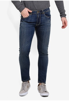 f2a1cf124 threads by the produce blue Stretch Slim Tapered Jeans EDFB7AA5969752GS_1