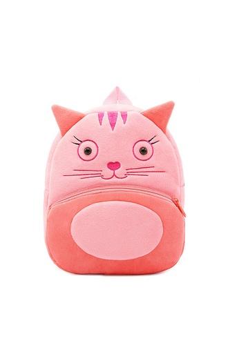 Twenty Eight Shoes pink VANSA Animal Backpacks VAK-BpZ17 3AF37KC954E676GS_1