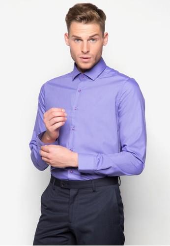基本款長袖襯衫, esprit outlet台北服飾, 襯衫