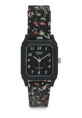 Casio black Women Analog Watches LQ-142LB-1BDF CA347AC0V9FVID_1