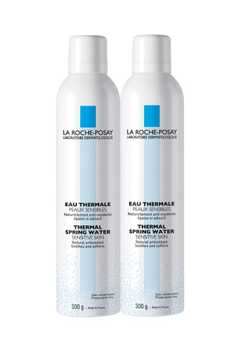 La Roche Posay white Thermal Spring Water 300ml (Twin Pack) 9B36DBED615FF5GS_1