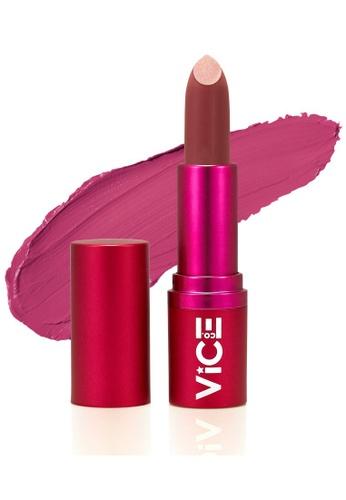Vice Cosmetics pink Good Vibes Matte Lipstick Good Vibes 894ACBE92D08D0GS_1