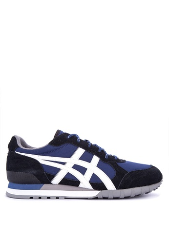 Onitsuka Tiger multi and navy Colorado Eighty-Five Sneakers 45DE5SHBE5001FGS_1