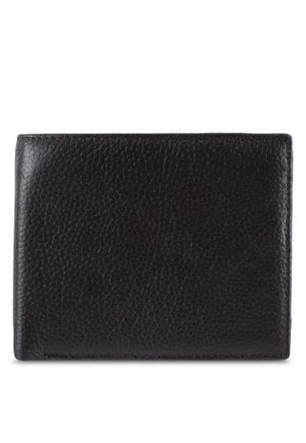 ZALORA brown Classic Leather Wallet 92F9DZZCF3EFDBGS_1
