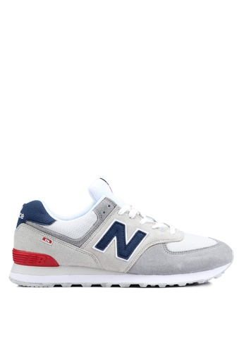 Shop New Balance 574 Lifestyle Shoes Online on ZALORA Philippines 63f98f08a44