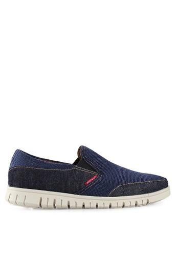 Andretelli navy Scott Casual Shoes AN907SH71KYUID_1