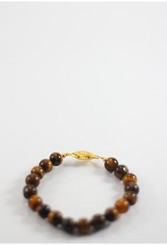 Veneno Yellow Tiger's Eye Bracelet