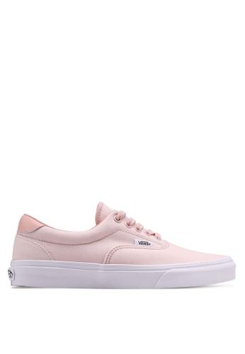 VANS pink Era 59 Suiting Sneakers VA142SH0SWTJMY_1
