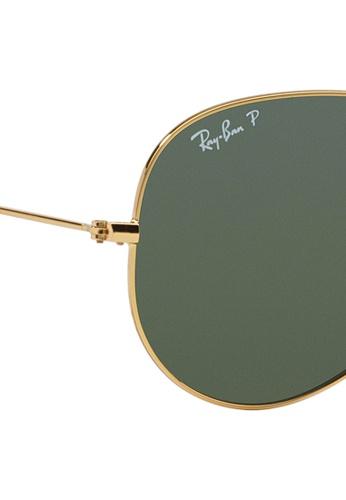 Buy Ray-Ban Aviator Large Metal RB3025 Polarized Sunglasses Online   ZALORA  Malaysia b6ba44e13a